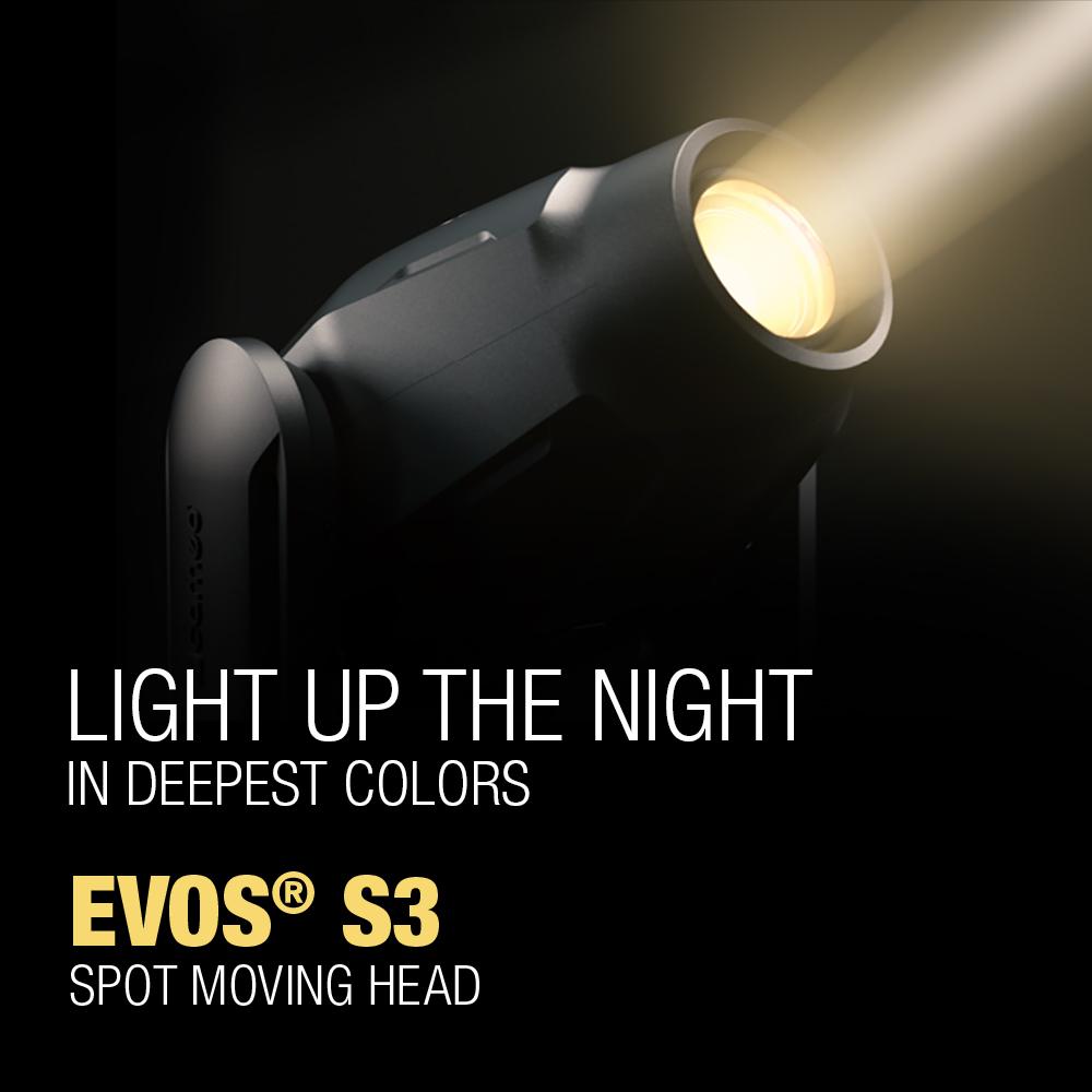 EVOS S3