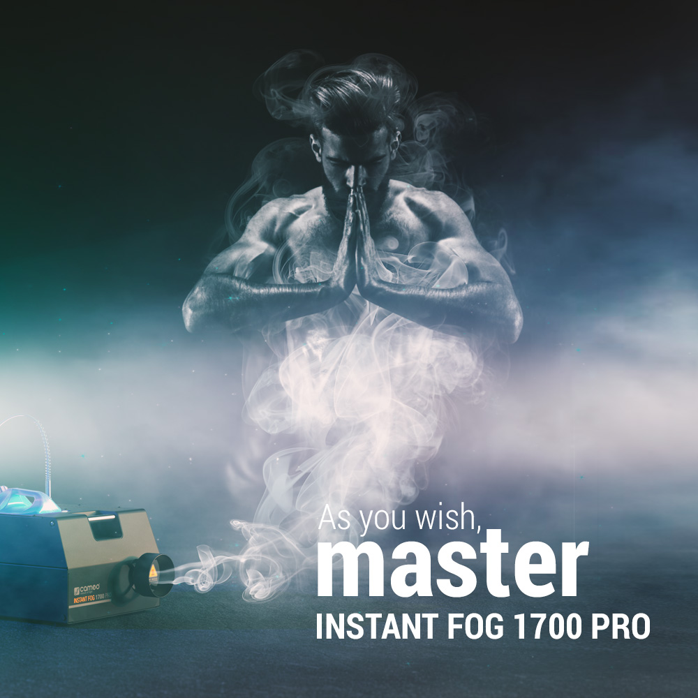 INSTANT FOG 1700 PRO